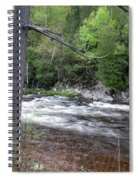 Ausable River 5252 Spiral Notebook