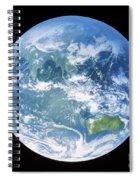 Australasia Spiral Notebook