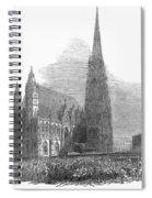 Austria: 1848 Revolution Spiral Notebook