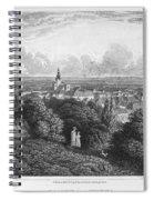Austria: Baaden, 1822 Spiral Notebook