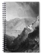 Austria: Hinterhaus Spiral Notebook