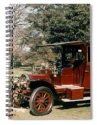 Auto: French Taxi, 1908 Spiral Notebook