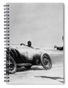 Auto Racing, 1910 Spiral Notebook