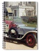 Auto: Rolls-royce, 1909 Spiral Notebook