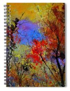 Autumn 458963 Spiral Notebook