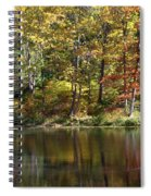 Autumn Ambience Spiral Notebook
