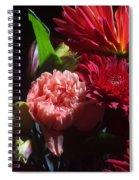 Autumn Bouquet  Spiral Notebook