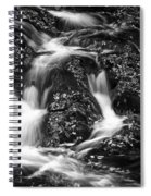Autumn Cascade Spiral Notebook