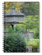 Autumn Days Spiral Notebook