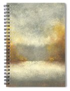 Autumn Fog Spiral Notebook
