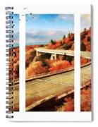 Autumn In North Carolina Spiral Notebook
