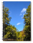 Autumn In Pennsylvania Spiral Notebook