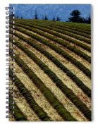 Autumn In Provence Spiral Notebook