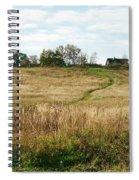 Autumn In The Village Spiral Notebook