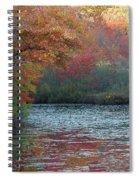 Autumn Splendor 1 Spiral Notebook