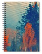 Autumn Vision Spiral Notebook
