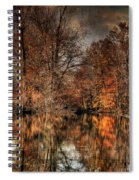 Autumn's End Spiral Notebook
