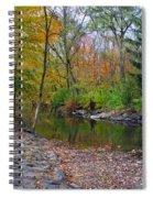 Autumn's Splendor Spiral Notebook