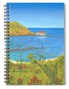 Avalon Catalina Island Spiral Notebook