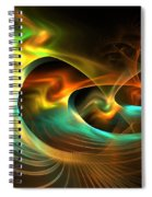 Avian Spiral Notebook