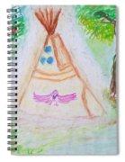 Awakening Dreams Spiral Notebook