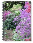 Azalea Trail Spiral Notebook