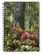 Azalea Woods Spiral Notebook