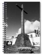 Azorean Chapel Spiral Notebook