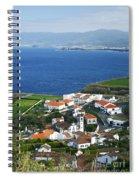 Azores Spiral Notebook
