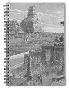 Babylon Spiral Notebook