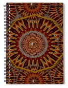 Back To The Roots Spiral Notebook