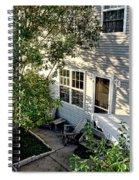 Backyard Spiral Notebook