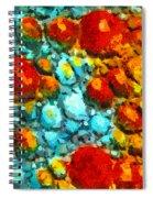 Bacteria 4 Spiral Notebook