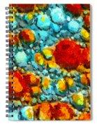 Bacteria 5 Spiral Notebook