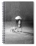 Bad Weather 01 Spiral Notebook