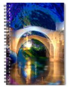 Bad Weather Coming Spiral Notebook
