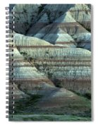 Badlands Splendor Spiral Notebook