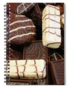 Baker - Who Wants Cookies Spiral Notebook