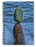 Balancing Spiral Notebook