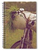 Bali Bike Spiral Notebook