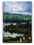 Ballindoon Abbey, Lough Arrow, Co Spiral Notebook