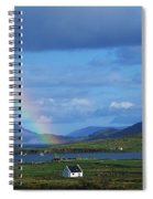 Ballinskellig, Ring Of Kerry, Co Kerry Spiral Notebook