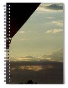 Balloon Adventure Spiral Notebook