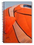 Balloon-nemo-7655 Spiral Notebook