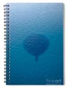 Balloon Shadow Spiral Notebook