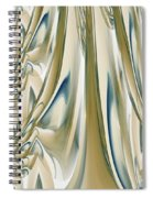 Ballroom Gown Spiral Notebook