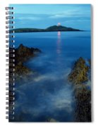 Ballycotton, County Cork, Ireland Spiral Notebook