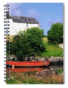 Ballycrovane, Beara Peninsula, Co Cork Spiral Notebook