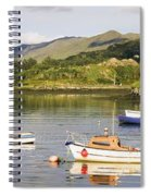 Ballycrovane, County Cork, Ireland Spiral Notebook