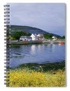 Ballyvaughan, Co Clare, Ireland Small Spiral Notebook